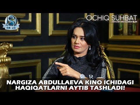 Nargiza Abdullaeva kino ichidagi haqiqatlarni aytib tashladi!