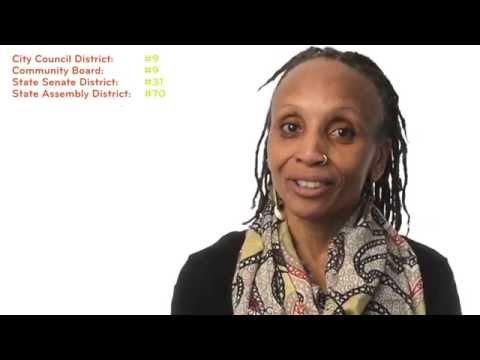 Charmaine Warren: NEW YORKERS FOR DANCE (Upper Manhattan, City Council District 9)