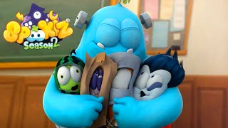 Spookiz | The Best of Frankie Compilation | (Season 2) | Cartoons for Children 스푸키즈