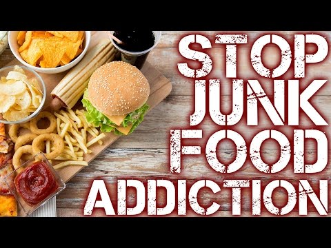 Addicted to Junk Food? Simple Tips to Stop Overeating! What to Eat, Healthy Foods, Weight Loss