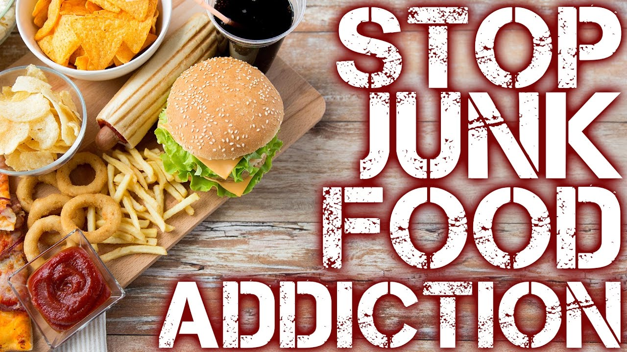 stop eat junk food How to use fastereft to stop junk food cravings start by noticing how you know you crave that junk food  you will naturally eat less food without the anxiety,.