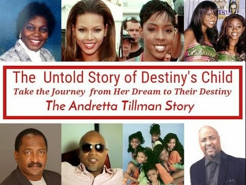 THE TRUTH BEHIND THE UPCOMING DESTINYS CHILD MOVIE WITH ...
