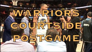 Steph Curry & KD at the buzzer and postgame courtside + MORE from Cleveland, 2018 NBA Finals G4