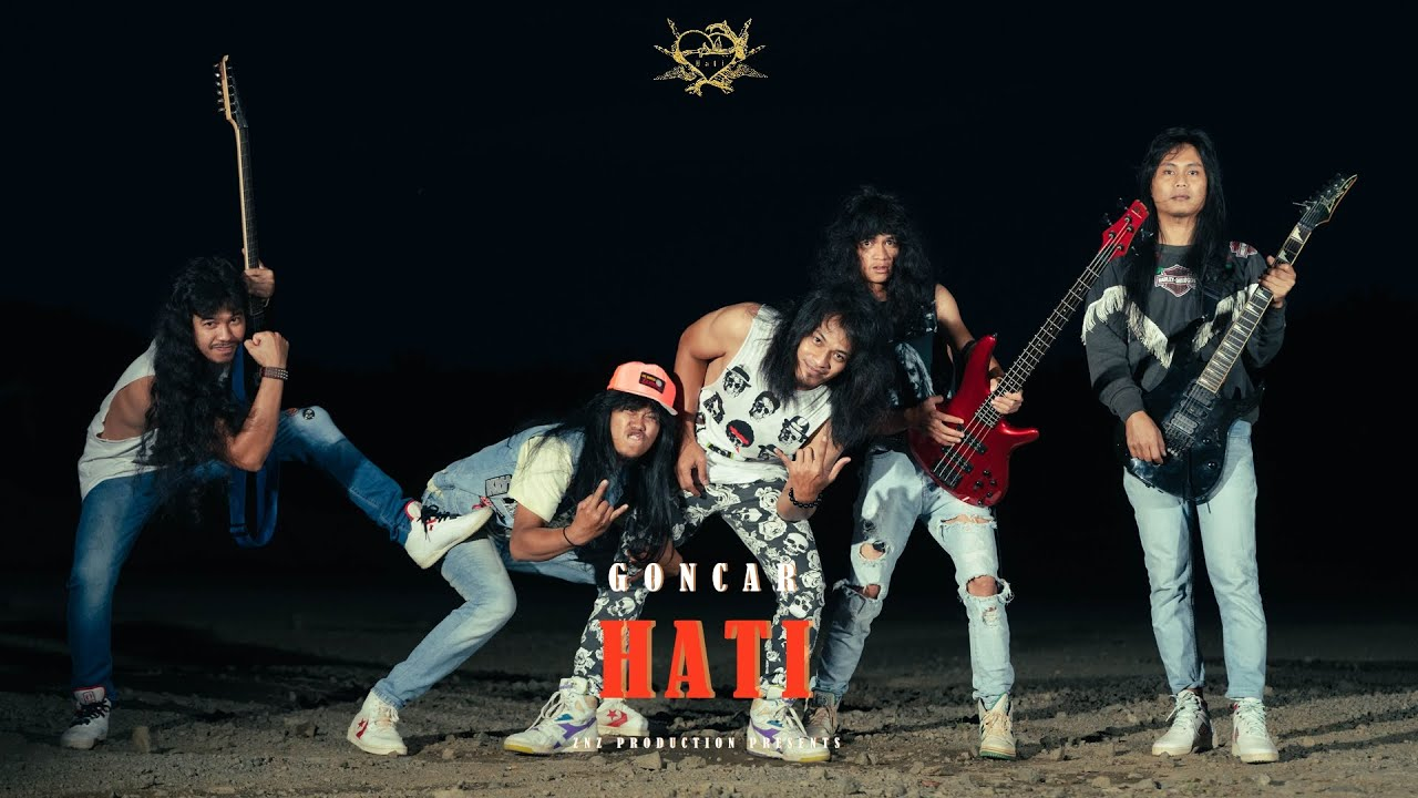 Download GoncaR - HATI - ( Official Music Video )