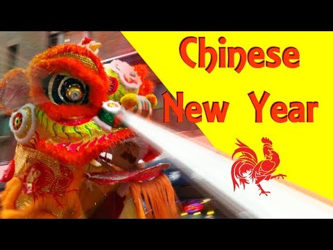 BOSTON 2017 Chinese New Year Celebration (Year of the Rooster)