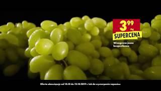 Słodkie winogrona jasne bezpestkowe!