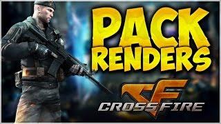 DOWNLOAD PACK DE RENDERS CROSSFIRE + EXTRA PNG