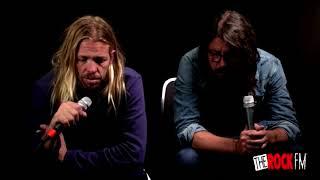 Foo Fighters hablan sobre la muerte de Chris Cornell y Chester Bennington (Subtitulado)