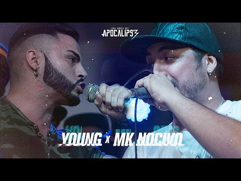 Liga Knock Out Apresenta: Young vs MK Nocivo (Apocalipse 3)
