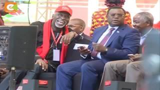 Wanasiasa 40 wa ODM waingia Jubilee