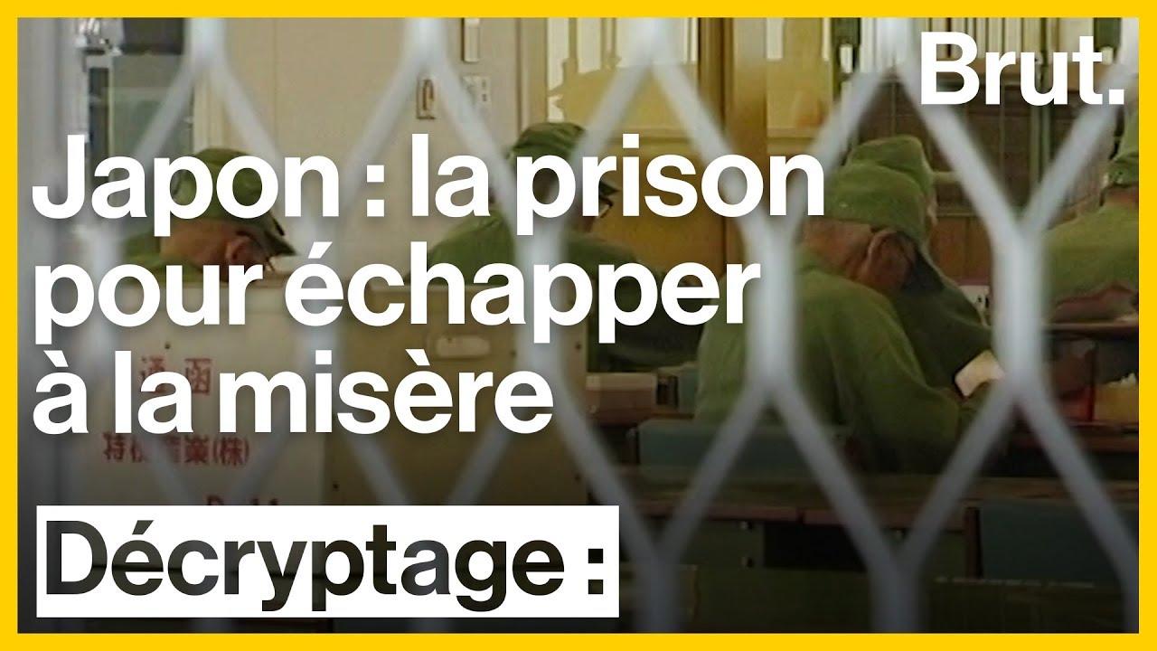 Japon : la prison pour échapper à la misère
