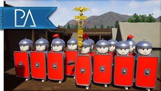 CAESAR MARCHES INTO GAUL! Fun New Battle Game! - Shieldwall