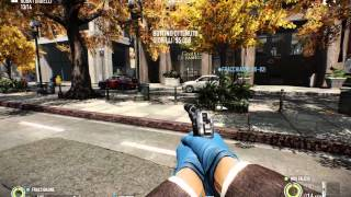 PayDay 2 GamePlay Negozio di Diamanti ITA PC