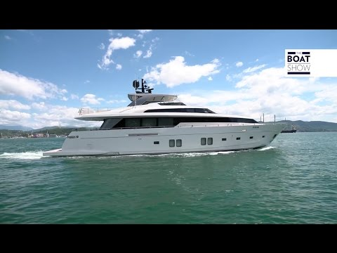 [ENG] SAN LORENZO SL106 - Hybrid Power DIESEL CENTER - The Boat Show