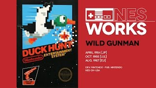Duck Hunt retrospective: Nintendo's history, and violence | NES Works #005