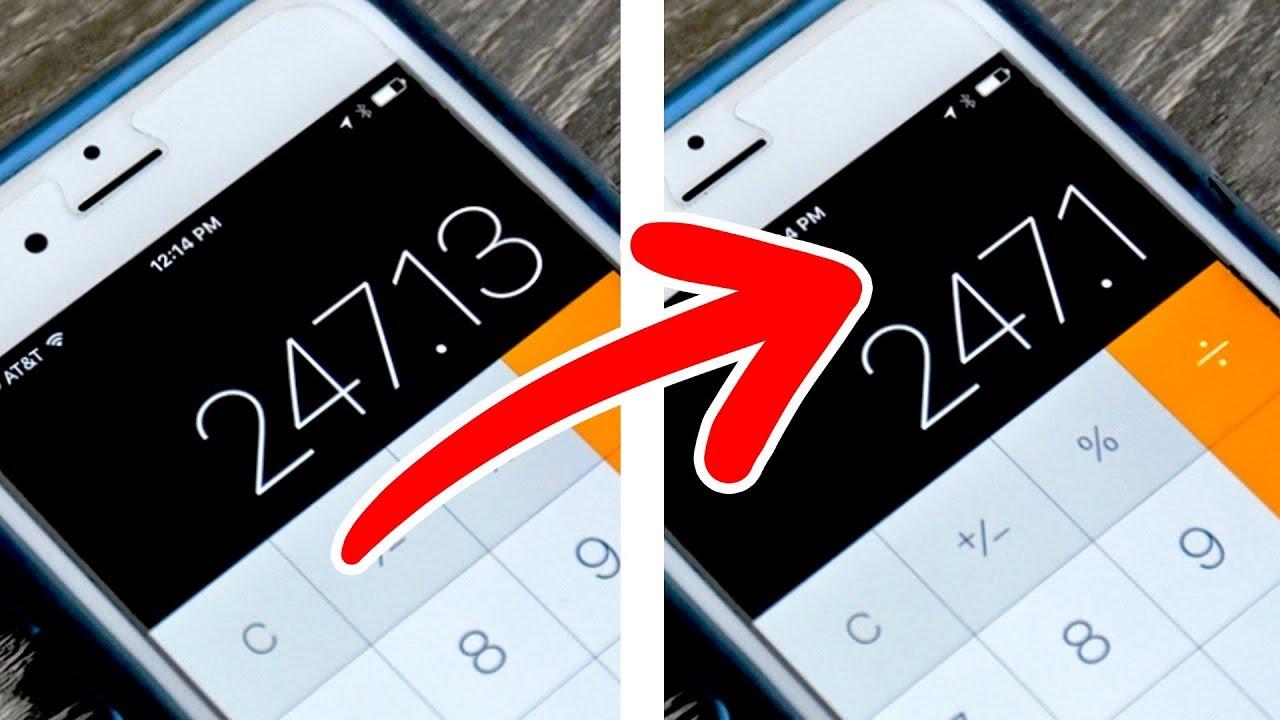 Iphone Secret Codes Battery