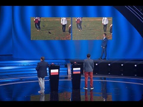 Polska vs Reszta świata - widzenie stereoskopowe - The Brain. Genialny Umysł