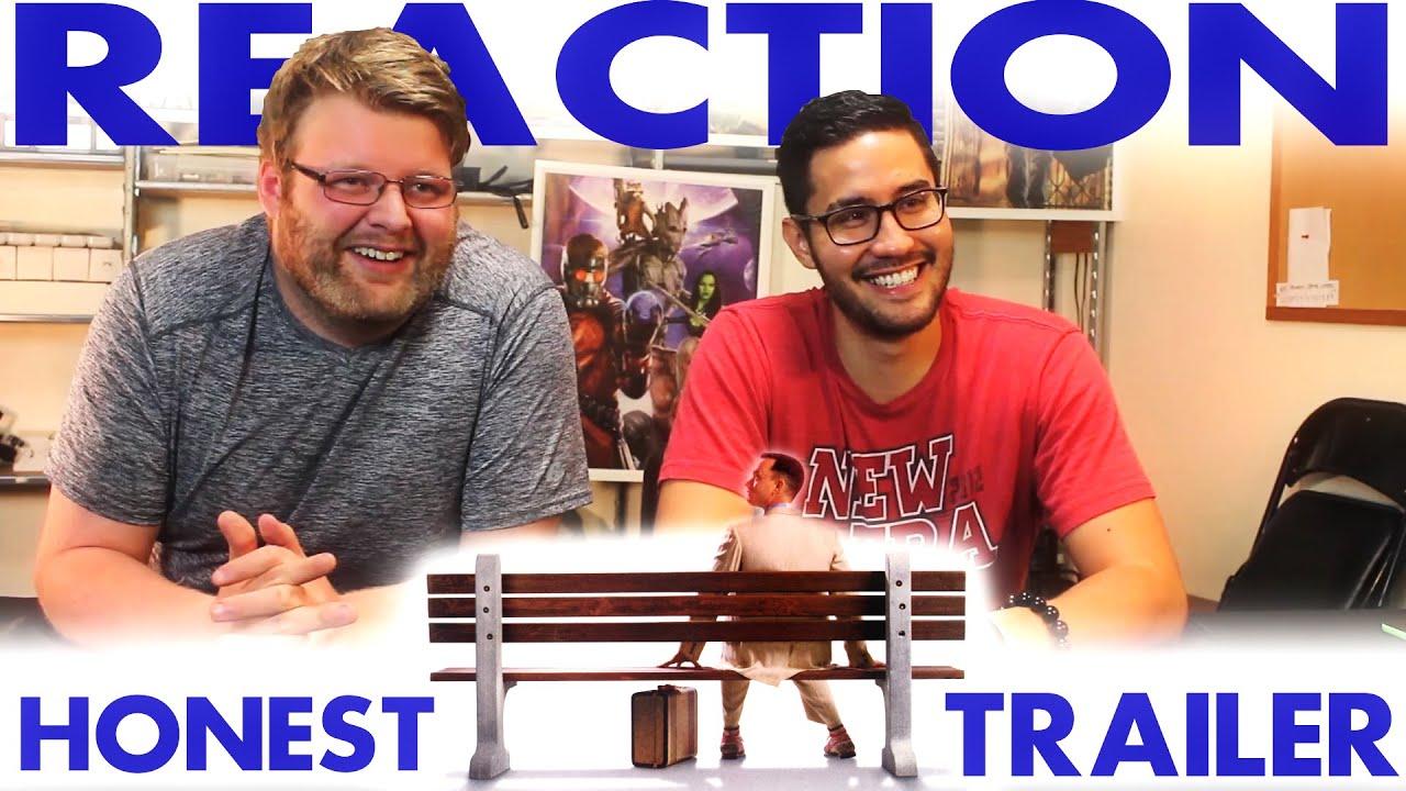Forrest Gump Honest Trailer REACTION!! - YouTube