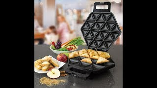 SMART Healthy Samosa Maker
