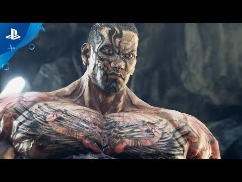 Tekken 7 | Fahkumram Release Date Trailer | PS4