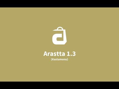 Arastta 1.3 - Kastamonu (What's new)