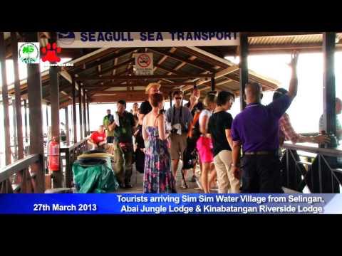 Sandakan,Borneo safe for tourist as @ 2013