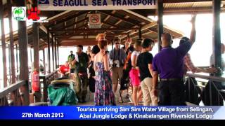 Sandakan,Borneo safe for tourist as @ 2013