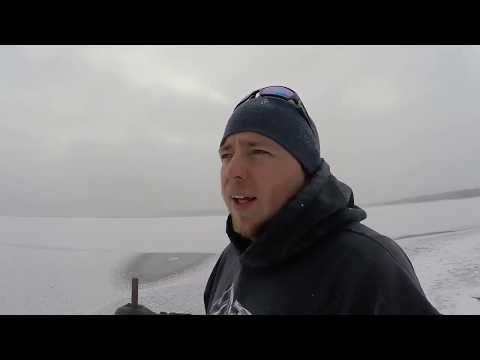 December 14, 2017 Ice Report - Lake Couchiching