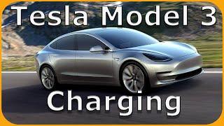 ♒ Tesla Model 3 Charging Fun! ☀