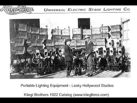 Kliegl Brothers Universal Electric Stage Lighting Company Wikipedia Audio Article