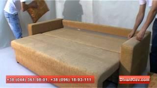 Как выбрать качественный диван. Демонстрация дивана Липки.(Метод раскладки и особенности дивана-еврокнижки
