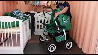коляска Энзо Дуо для двойни в бишкеке