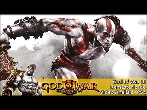 God of War III Remasterizado | Análisis español GameProTV