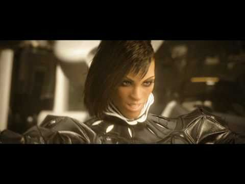 Deus Ex: Human Revolution - Extend CGI Trailer Director's Cut Full German