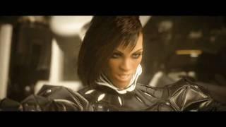 Deus Ex: Human Revolution - Extend CGI Trailer Director's Cut Full German