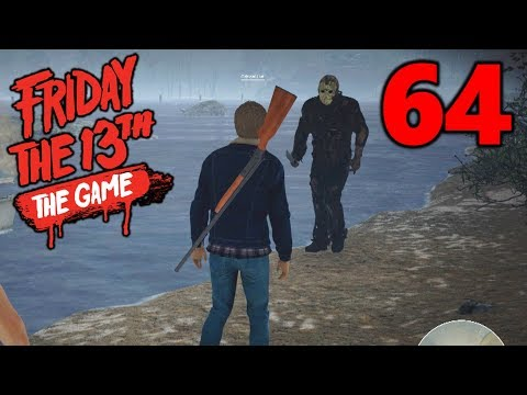 [64] Fighting Jason For The Boat!!! (Let's Play Friday The 13th The Game)