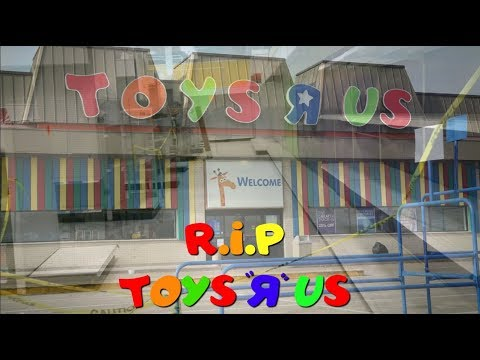 Toys R Us Evolution/History And Final Trip | Alanna Grace