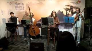 Sarau Repsol Sinopec 30/05/2012 - Jackie Hecker - Mantra