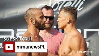 Daniel Skibiński doceniony statusem walki wieczoru na Babilon MMA 5