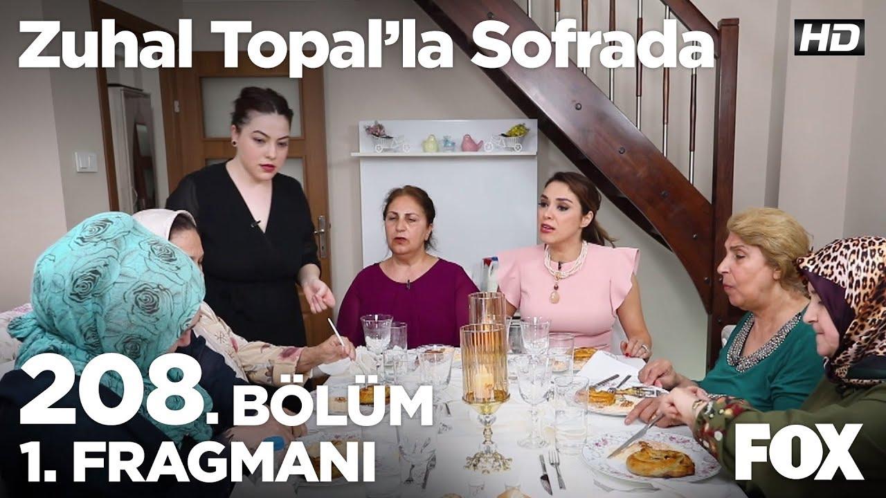 Zuhal Topal'la Sofrada 208. Bölüm 1. Fragmanı