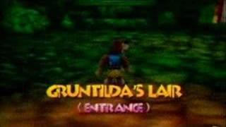 Banjo-Kazooie Music: Gruntilda