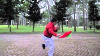 Yang Family Tai Chi Sabre with James Fu Qing Quan