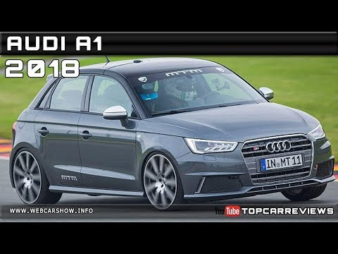 2018 AUDI A1 Review Rendered Price Specs Release Date