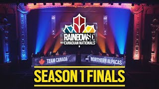 Rainbow Six Canadian Nationals: Finals Highlight Reel | Ubisoft [NA]