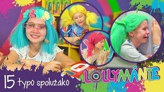 Lollymánie S02E18 - 15 typů spolužáků