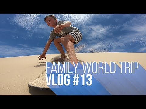 FAMILY WORLD TRIP VLOG#13 | HOMESCHOOLING