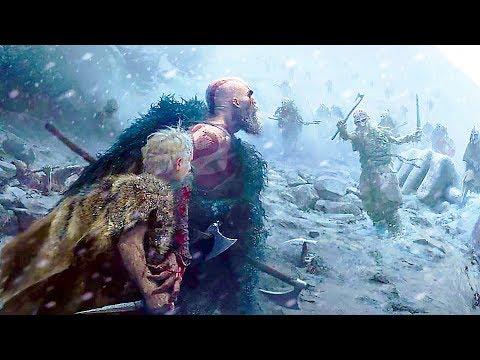 God Of War 4 - Japanese Trailer PS4 TGS 2017