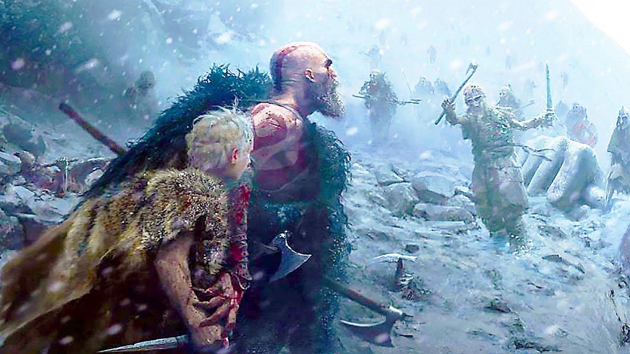 God Of War 4 Japanese Trailer PS4 TGS 2017 YouTube