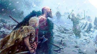 God Of War 4 - Japanese Trailer PS4 (TGS 2017)