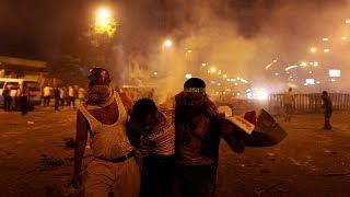 Mısır halkı darbe sonrası ikiye bölündü